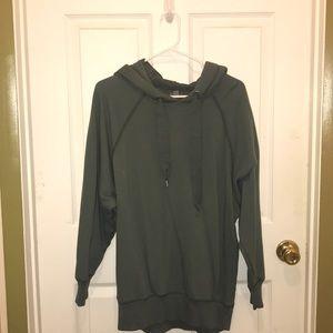 Aerie oversized hoodie